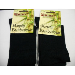 Ponožky bambusové 01