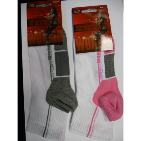 Ponožky športové 02